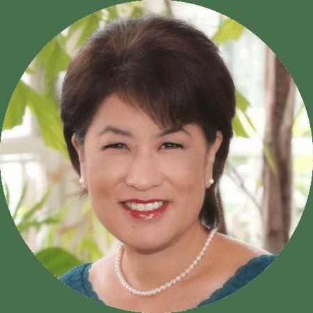 First Lady Dawn Amano-Ige